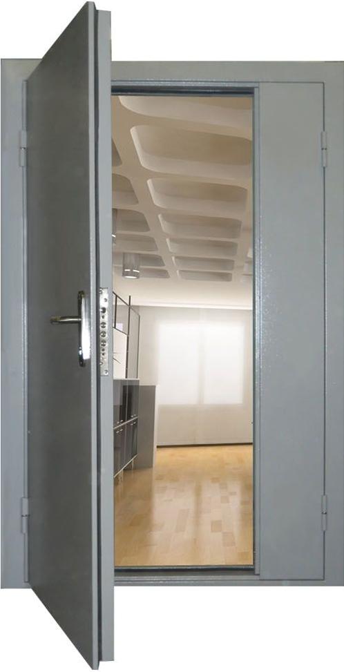 купить входную металлическую дверь для производственного помещения