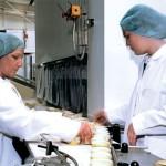 Производственные цеха пищевых продуктов