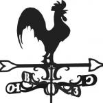 Английские флюгера ручной работы